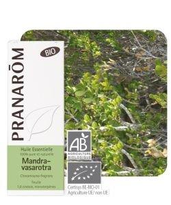 Mandravasarotra - Saro (Cinnam. fragr.) BIO, 10ml