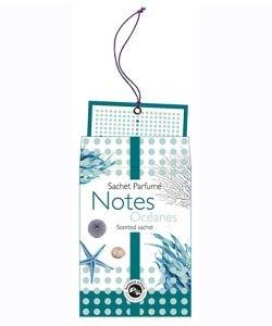 Sachet parfumé - Notes océanes