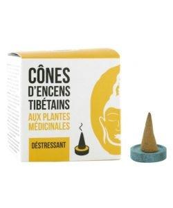 Cônes d'encens Tibétain - Déstressant