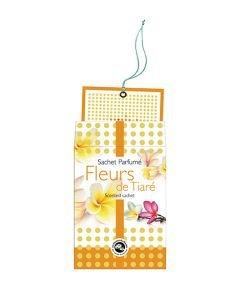 Sachet parfumé - Fleurs de Tiaré, pièce