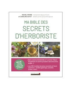 My bible secrets of herbalist