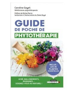 Phytotherapy pocket guide