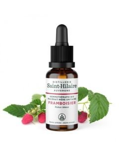 Framboisier (Ribus idaeus) bourgeon BIO, 30 ml