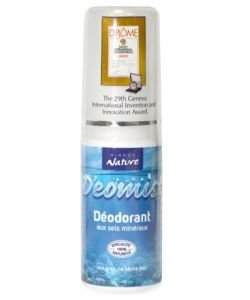 Deodorant with mineral salts from the Dead Sea, 50ml
