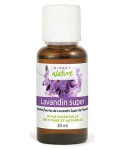 Lavandin super (Lavandula burnati), 30ml