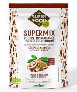 SuperMix - Poudre petit-déjeuner - Cacao & Noisette
