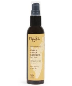 Huile de graines de figue de Barbarie, 80 ml