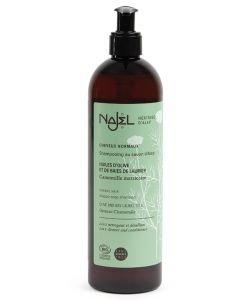 Shampooing au savon d'Alep - Cheveux normaux, 500ml