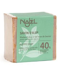 Savon d'Alep 40% HBL