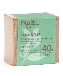 Aleppo soap 40% HBL,