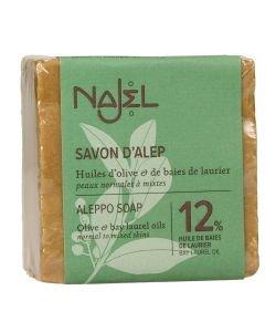 Savon d'Alep 12% HBL, 170g