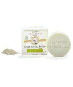 Shampooing solide cheveux normaux à gras BIO, 100g