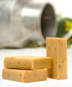 Savon au lait de chèvre - Argan - Citron, 100g