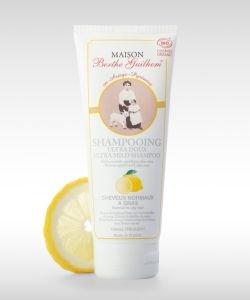 Shampooing lait de chèvre - Cheveux normaux - gras