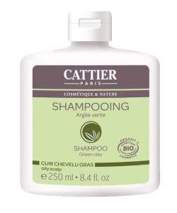 Shampooing Argile Verte - Cuir Chevelu Gras