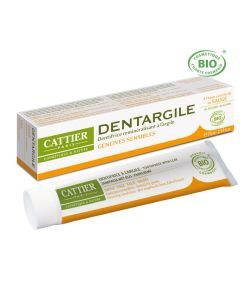 Dentargile Sauge - Gencives sensibles