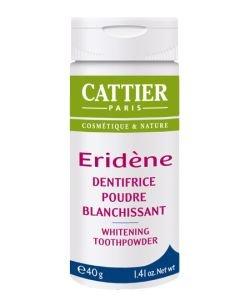 Eridène - Dentifrice poudre blanchissant