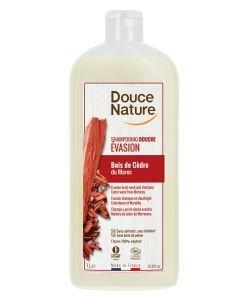 Shampooing douche Evasion - Bois de cèdre