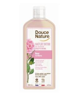 Natur'intim Gel douceur toilette intime-Rose du Maroc BIO, 500ml