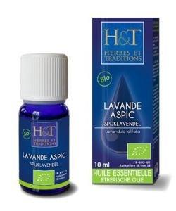 Lavande aspic (lavandula spica - lavandula latifolia) BIO, 10ml
