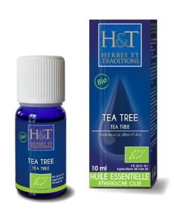 Tea tree (Melaleuca alternifolia) BIO, 10 ml