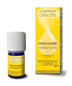Enthousiasme - Quantique olfactif