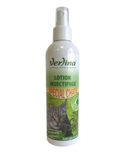Lotion insectifuge - Chats - DLUO 07/2019, 250 ml