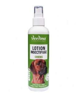 Lotion insectifuge - Chiens, 250ml
