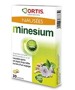 Minesium, 30comprimés