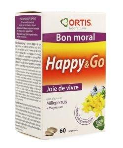 Happy & Go, 60comprimés