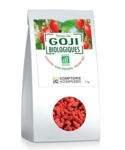 Baies de Goji BIO, 1kg