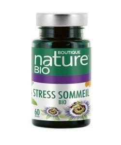 Sommeil - Stress BIO, 60gélules