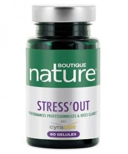 Stress'Out - DLUO 05/2020, 60gélules