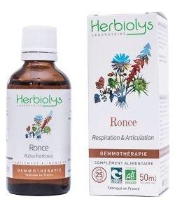 Ronce (Rubus fructicosus) - bourgeons frais- emballage abîmé BIO, 50ml
