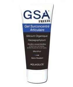 GSA Freeze, 200ml