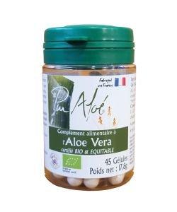 Aloe Vera BIO, 45gélules