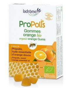 Gommes Propolis & Orange BIO, 45g