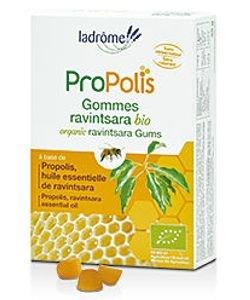 Gommes Propolis & Ravintsara