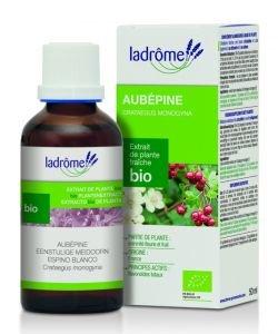 Aubépine - extrait de plante fraîche BIO, 50ml