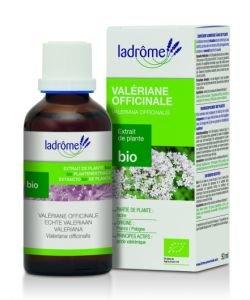 Valériane officinale - extrait de plante fraîche BIO, 100ml
