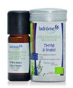 Thym à linalol (Thymus zygis ct linalol) BIO, 10ml