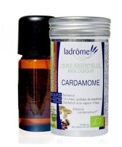 Cardamome (Elletaria cardamomum) BIO, 5ml