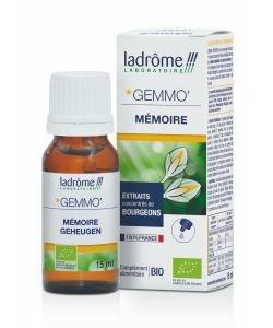 Gemmo' Mémoire BIO, 15ml