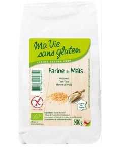 Farine de maïs BIO, 500g