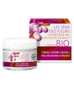"""Crème """"Hydro câline"""" - Peau très sensible & réactive BIO, 50ml"""