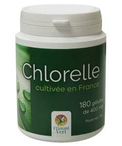Chlorelle , 180gélules