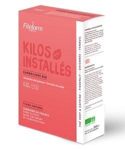 Carboligne - Kilos installés