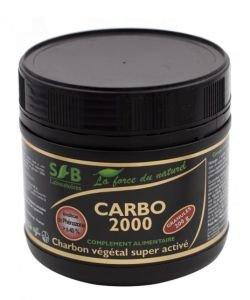 Carbo 2000 - Charbon végétal super activé (granulés)
