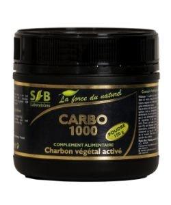 Carbo 1000 - Charbon végétal activé (poudre)