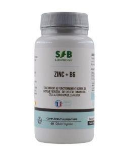 Zinc + B6, 60gélules